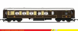 Pullman All-steel K Type Brake Third Parlour Pullman Umber & Cream (White Roof)