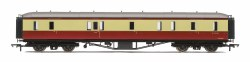 Hawksworth 63' Passenger Brake W829W BR Crimson & Cream