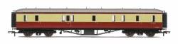 Hawksworth 63' Passenger Brake W829W BR Crimson & Cream
