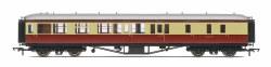 Hawksworth 63' Composite Corridor W2251W BR Crimson & Cream