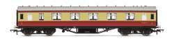 Stanier Period III First Corridor M1047M BR Crimson & Cream