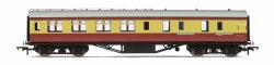 Stanier Period III Brake Third Corridor M5914M BR Crimson & Cream