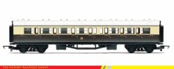 Collett Composite GWR Chocolate & Cream (Shirtbutton)