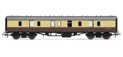 Mk1 Parcels Coach BR (WR) Chocolate & Cream