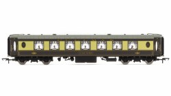 Pullman All-steel K Type Third Parlour 'Car No 83' Pullman Umber & Cream (Grey Roof)