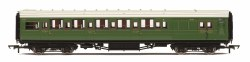 Maunsell Brake Third Class Corridor (High Windows) 3778 SR Maunsell Olive Green