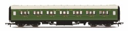 Maunsell First Class Corridor (High Windows) 7412 SR Maunsell Olive Green