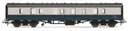 Mk1 Parcels Coach W80664 BR Blue & Grey
