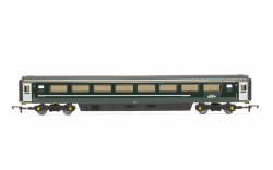 GWR, Mk3 Trailer Standard Open, Coach B, 42361 - Era 11