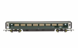 GWR, Mk3 Trailer Standard Open, Coach E, 42554 - Era 11