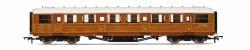 "Gresley 61' 6"" First Corridor 31885 LNER Teak"