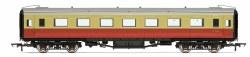 Maunsell Second Open S1346S BR Crimson & Cream