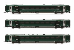 GWR IEP Bi-Mode Class 800/0 Coach Pack