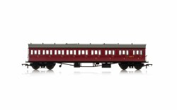 Collett 'Bow Ended' E131 Nine Compartment Composite Right Hand W6242W BR Crimson