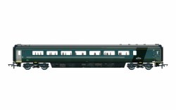 Mk3 TGS Trailer Guard Standard (Sliding Door) (HST) GWR Green (FirstGroup)