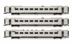 IEP Bi-Mode Class 800/0 Test Train Coach Pack Set 800 002 MSO 812 002 MSO 813 002 and MCO 814 002