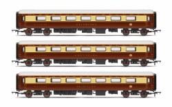 DRS 'Northern Belle' Mk2D Coach Pack