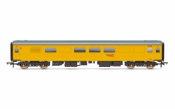 Mk2F Radio Survey Test Train 977997 Network Rail Yellow
