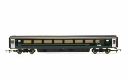 GWR, Mk3 Trailer Standard (Disabled), Coach C, 42015 - Era 11