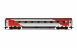 LNER, Mk3 Trailer Standard Disabled, Coach F, 42238 - Era 11