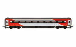 LNER, Mk3 Trailer Standard Open, Coach G, 42158 - Era 11
