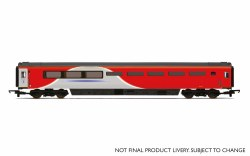 Mk3 TRFB Trailer Restaurant First Buffet (HST) 40748 LNER (2018+) Red & Silver