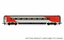 Mk3 TGS Trailer Guard Standard (HST) 44094 LNER (2018+) Red & Silver
