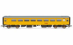 Network Rail, ex-BR Mk2F TSO, Test Train Brake Force Runner, 72616 - Era 11