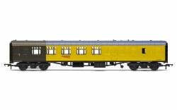 Network Rail, Ex-BR Mk1 Structure Gauging Train Driving & Instrumentation Vehicle, 975081 - Era 11