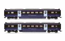 South Eastern, Class 395 Highspeed Train 2-car Coach Pack, MSO 39134 and MSO 39135 - Era 11