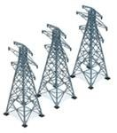 Pylons Kit Pack of 3