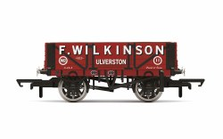 4 Plank Wagon, F. Wilkinson - Era 2