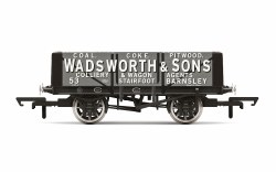 5 Plank Wagon, Wadsworth & Sons - Era 2