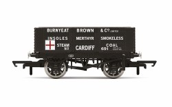6 Plank Wagon, Burnyeat Brown & Co. - Era 2