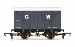 GWR, 'Mogo' Vent Van - Era 3