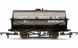 20T Tank Wagon, Cumberland Tarred Slag - Era 2/3