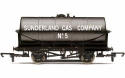 20T Tank Wagon, Sunderland Gas Company - Era 2/3