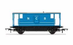 20T NCB (Ex LMS) Brake Van – Era 6
