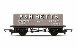 PO, A & H Betts, Plank Wagon - Era 2