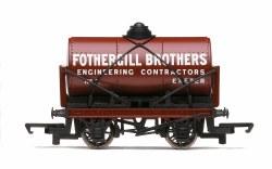 PO, Fothergill Brothers, Tank Wagon - Era 2