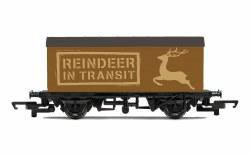 Santa's Reindeer Wagon