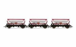 CDA Hopper Wagons, Three Pack, EWS - Era 9