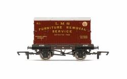 LMS, Conflat A, Furniture Removal - Era  3