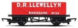 RailRoad LWB Open Wagon 'D.R. Llewellyn'