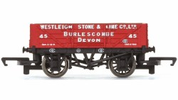 4 Plank Wagon Westleigh Stone and Lime Co. Ltd