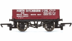 4 Plank Wagon North Bitchburn Coal Co. Ltd