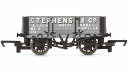 4 Plank Wagon Stephens and Co.