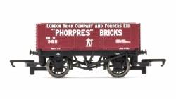 6 Plank Wagon 'London Brick Company' No 988