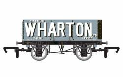 7 Plank Wagon Arthur Wharton
