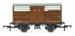 BR Dia 1529 Cattle Wagon 'B891313'